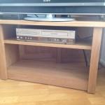 Eiken tv meubel Tempel Meubelen Drenthe
