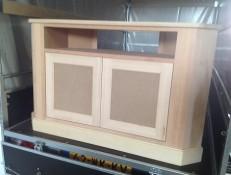 Tv hoekmeubel meubelmakerij Tempel Drenthe