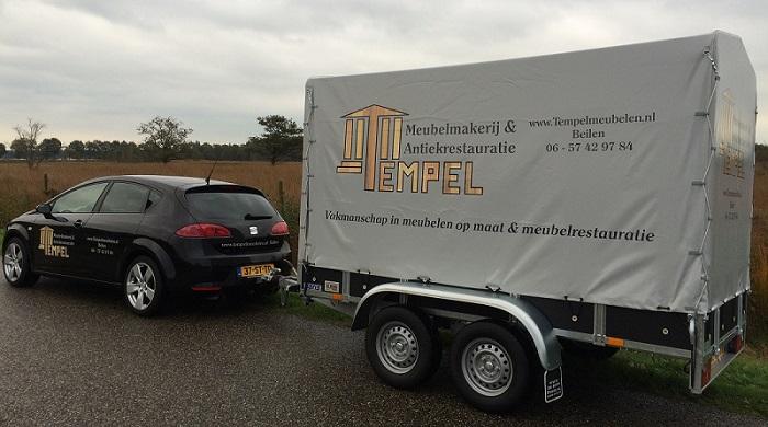 Tempel Meubelen Meubelmakerij Drenthe